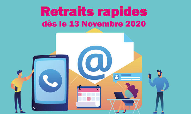 Mise en place d'un service de retraits rapides de documents